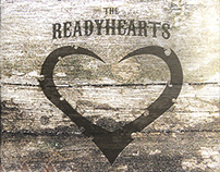 The Readyhearts. Logo & Artwork