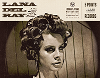 Lana Del Ray A.K.A. Lizzy Grant