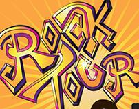 Rock Tour Board Game