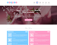 Bubblegum - Premium One Page Responsive HTML Template