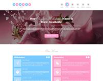 Bubblegum - Premium One Page Responsive HTML Template