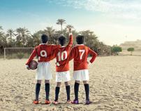 VIVA + Man United Soccer Schools 2013