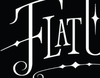 Flat Out Strangers Logotype