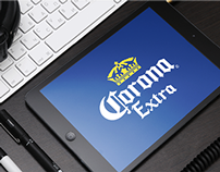 Corona Extra Post