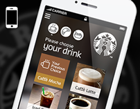 Starbucks Corporation /// App for pay & collect later