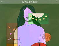 New York Times: Polycistic Ovary Syndrome Week.