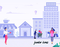 e- Commerce Vector Icons V2