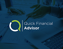 Identidad Corporativa Quick Financial Advisor