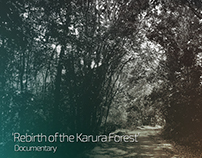 Re-birth of the Karura Forest