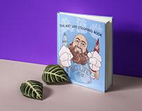 Art Life ABC Coloring Book