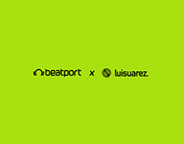 Beatport - Web Design