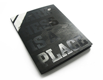 Darkness is a place - Renie Spoelstra's