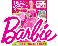 My Work on Barbie Magazine