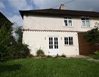 House Refurbishment: Romsey Road, Lyndhurst, New Forest