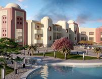 Sahll Hasheesh, Resort