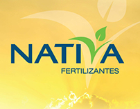 Nativa Fertilizantes - Banners institucionais