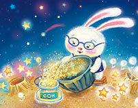 Moon rabbit.