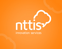 NTTIS - Innovation Services (Cloud solutions) - Logo