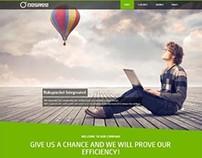 Degree, Joomla Retina Ready Creative Portfolio Template
