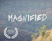 Magnified Kelud - TVC Project
