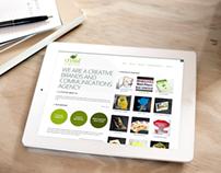 Crystal Brands Website Redesign