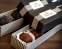 Chantilly Chocolatier™ Truffles box
