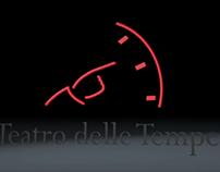 Teatro delle Temperie - Logo Animation