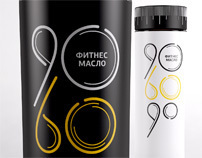 90 Х 60 Х 90 Oil packaging for the fit way of life