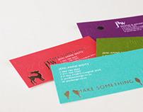 JAW Design branding