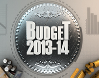 Budget 2013-14 Opening Title