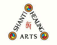 """Shanti Healing Arts"" Logo Design"