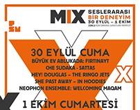 Zorlu X festival Identity