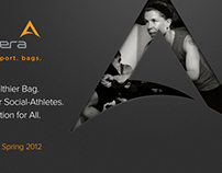 Coming Soon Page for Apera Bags