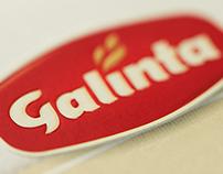 GALINTA rebranding