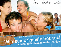 Wieckse Witte _Win a hot tub!