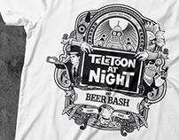 TELETOON At Night Beer Bash