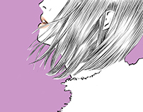 Fashion Illustration & Sketches
