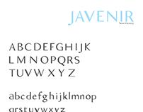 Javenir Original Typeface