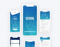 iSchool App Design