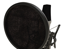 Microphone Filter