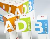 Healthcare packaging: food supplements package