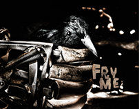 Dead Girl by Fry Me