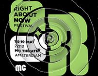 MC RIGHTABOUTNOW FESTIVAL 2013
