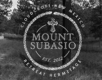Mt. Subasio Hermitage - Logo