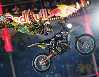 Red Bull - X-Fighters World Tour 2013