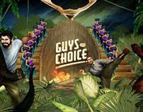 Spike Guys Choice Awards 2013 Promo
