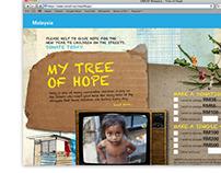 Unicef Tree of Hope