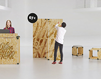 Introducing The PlayWood OSB Furniture Collection