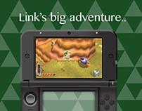 Links big adventure ad
