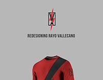 Rayo Vallecano Rebranding